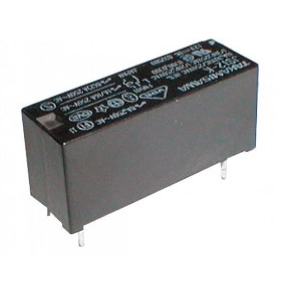 Relé 24V 8A 250VAC 1x prep. JS-24-K