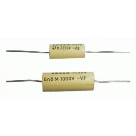 Kondenzátor zvitkový 47N 250V TC206 C