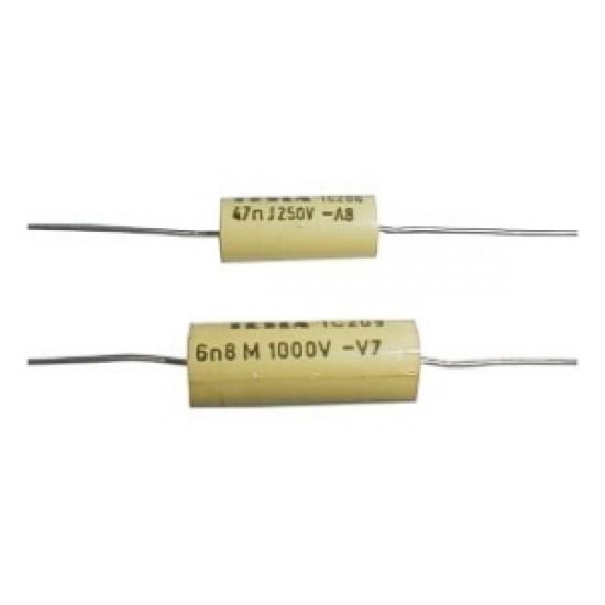 Kondenzátor zvitkový 6N8 100V TC205 C