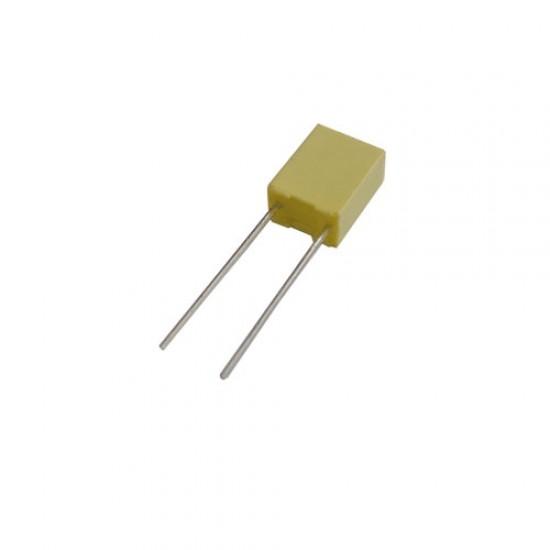 Kondenzátor zvitkový 470N 63V MKT 5% rm.5