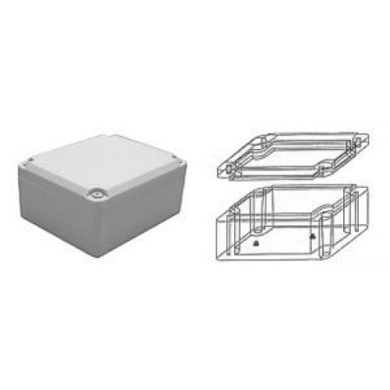 Krabička Z 54 šedá
