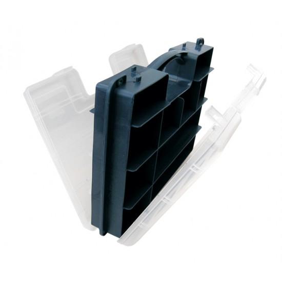 Krabička - organizér obojstranný (295x220x76mm)