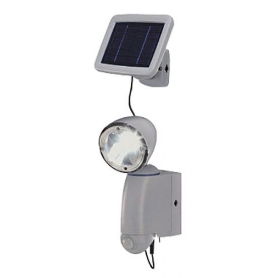 Svietidlo LED - solárny reflektor s PIR senzorom