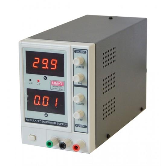 Zdroj laboratórny UNI-T UTP3313TFL 0-30V / 0-3A