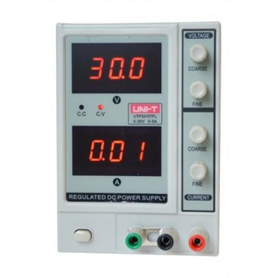 Zdroj laboratórny UNI-T UTP3315TFL 0-30V / 0-5A