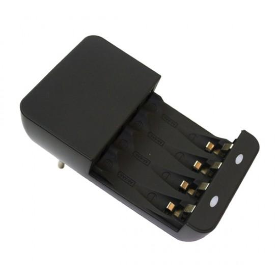 Nabíjačka, AC 230V, max. 180mA, 2 kanály, AA / AAA DN22