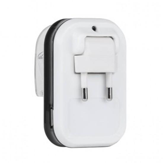 Nabíjačka GSM Li-ion/Li-pol 3,6-3,7V LCD/USB ML0515