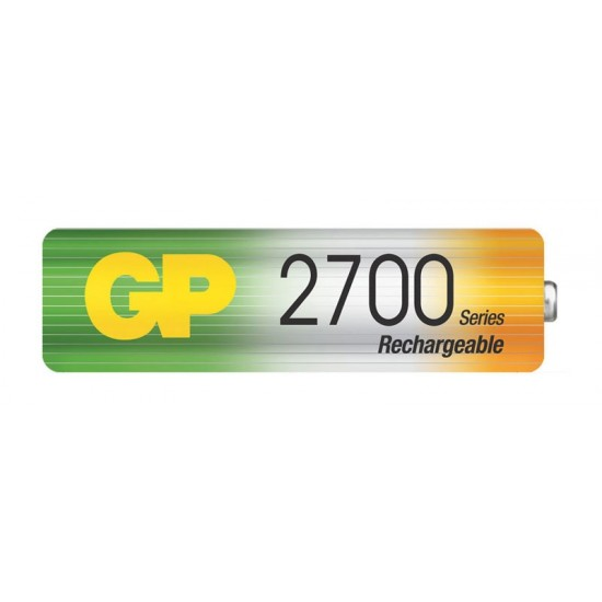 Batéria AA (R6) nabíjacia GP NiMH 2700mAh