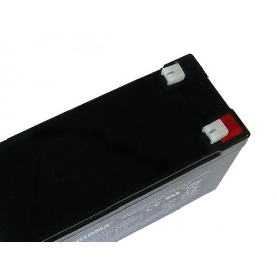 Batéria olovená 12V/ 7,0Ah MOTOMA bezúdržbový akumulátor