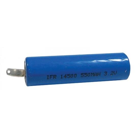 Nabíjací článok Li-Ion 14505 3,6V/550mAh TINKO