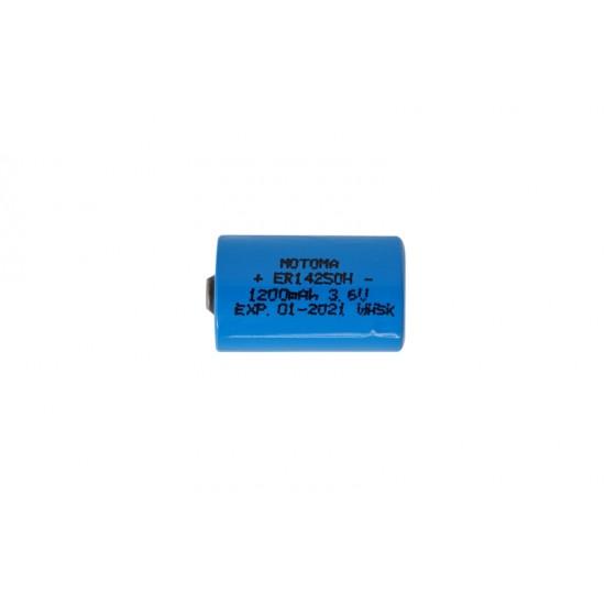 Batéria 14250 líthiová 3.6V, 1200mAh MOTOMA
