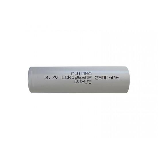 Nabíjacia batéria Li-Ion 18650 3,7V / 2900mAh 3C MOTOMA
