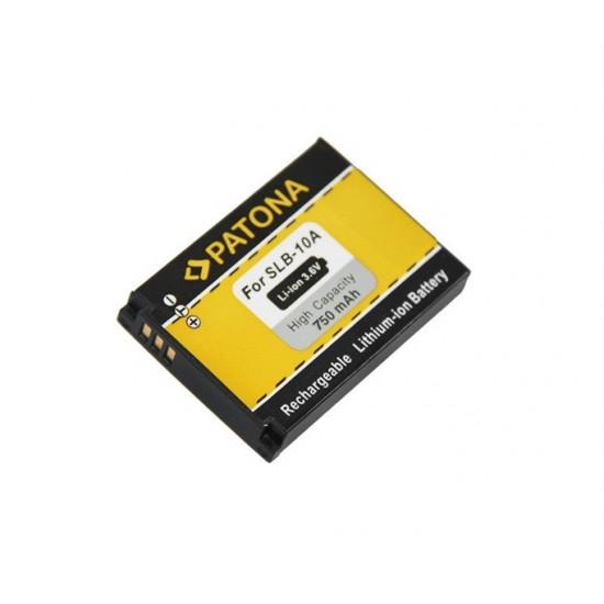 Batéria SAMSUNG SLB10A 750mAh PATONA PT1082