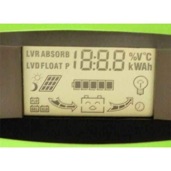 Solárny regulátor PWM CL30DU 12-24V/30A