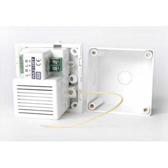 Prehrávač WA215BT USB/MP3, FM tuner, 2x15W