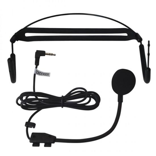 Mikrofón HM-28L náhlavný kondenzátorový