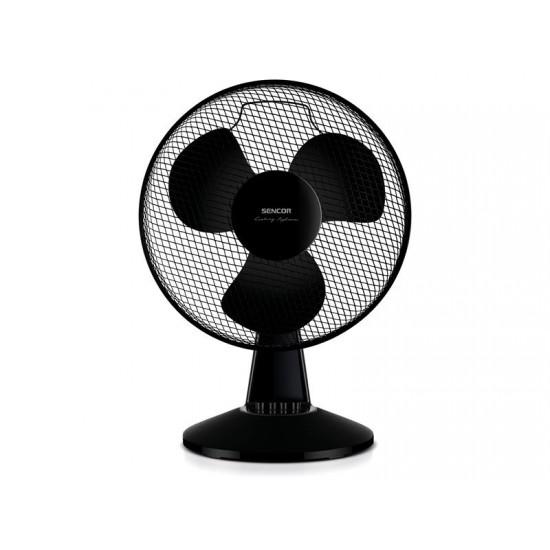 Ventilátor SENCOR SFE 4021BK čierny