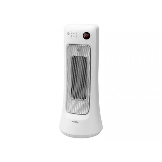 Teplovzdušný ventilátor SENCOR SFH 8019WH