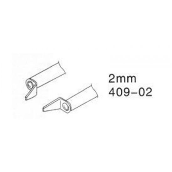 Hrot-nástavce 2mm k ZD-409SMD