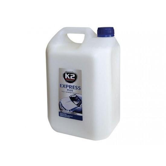 K2 Šampón s voskom 5L