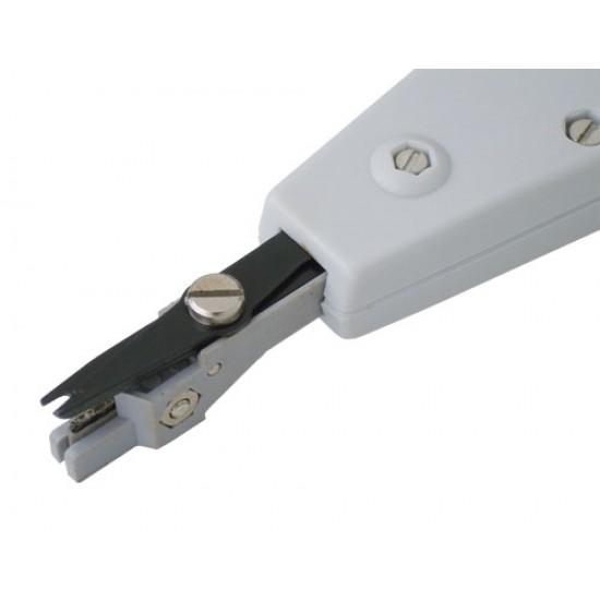 Zarezávací narážací nástroj typ LSA, pre UTP / STP káble