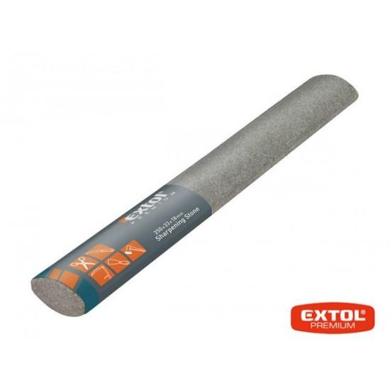 Brúsič elipsovitý 250x33x18mm EXTOL PREMIUM
