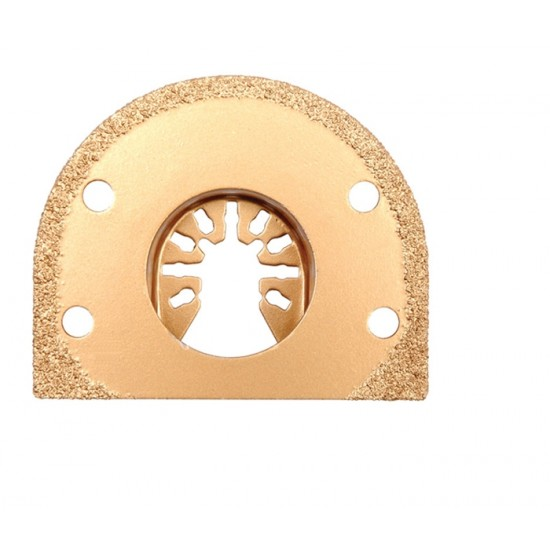 Segmentový pílový list pre multifunkčné náradie HM, 88mm (obklady, betón, sklené vlákno) YT-34682