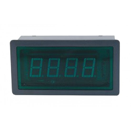 Panelové meradlo 199,9uA WPB5135-DC ampérmeter panelový digitálny