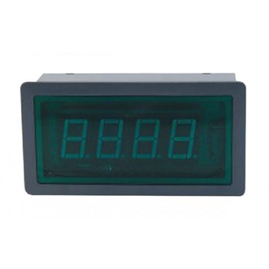 Panelové meradlo 5A WPB5135-DC ampérmeter panelový digitálny