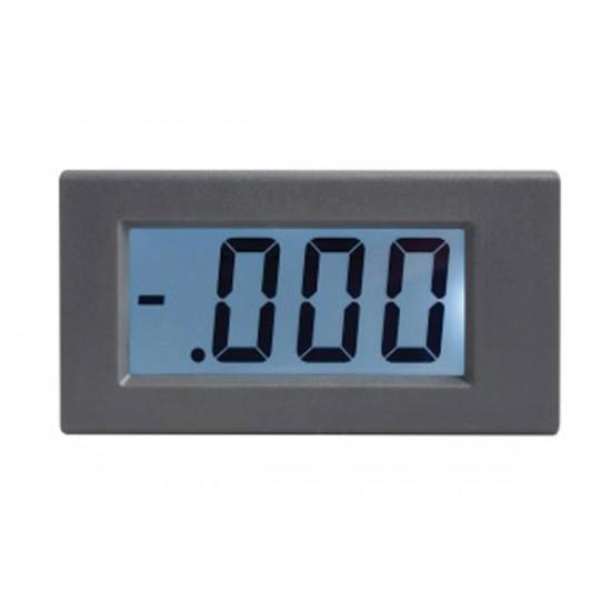 Panelové meradlo 19,99V WPB5035-DC voltmeter panelový digitálny