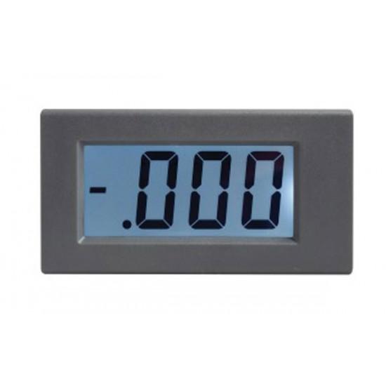 Panelové meradlo 199,9V WPB5035-DC voltmeter panelový digitálny