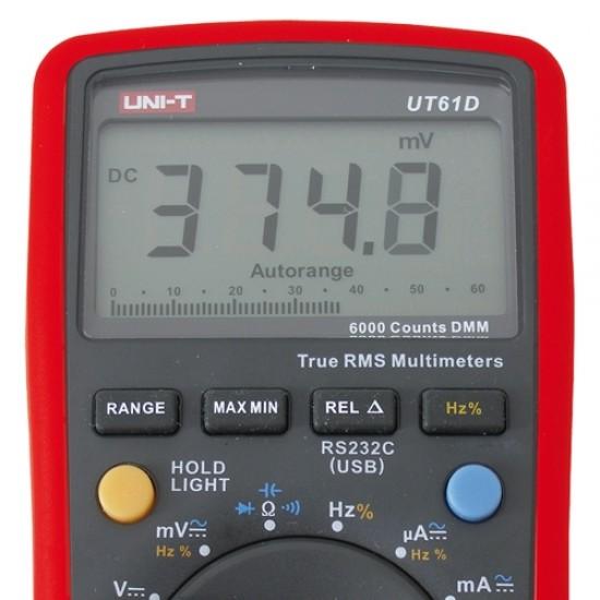 Multimeter UNI-T UT 61D