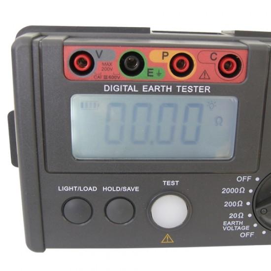 Tester zemného odporu UNI-T UT521