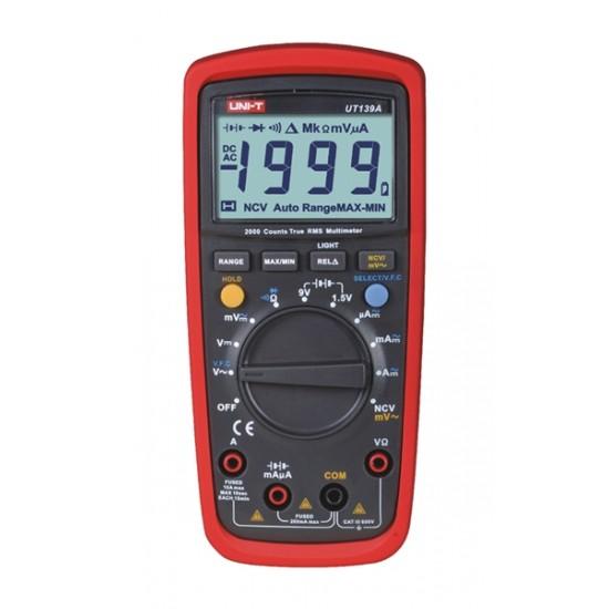 Multimeter UNI-T UT139A