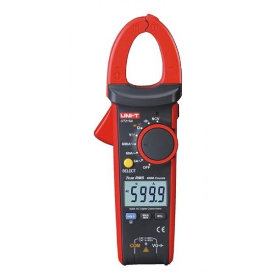 Multimeter UNI-T UT216A kliešťový