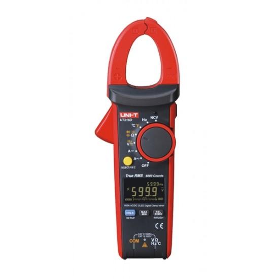 Multimeter UNI-T UT216D kliešťový OLED