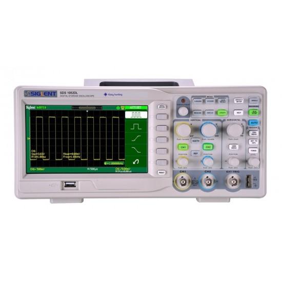 Osciloskop Siglent SDS 1052DL 50Mhz