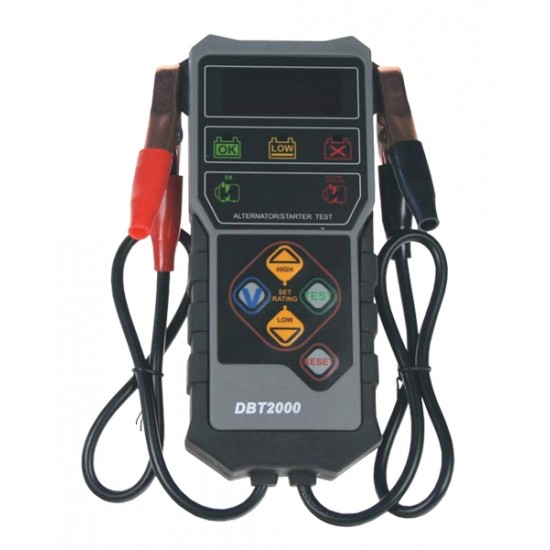 Tester autobatérií 3v1