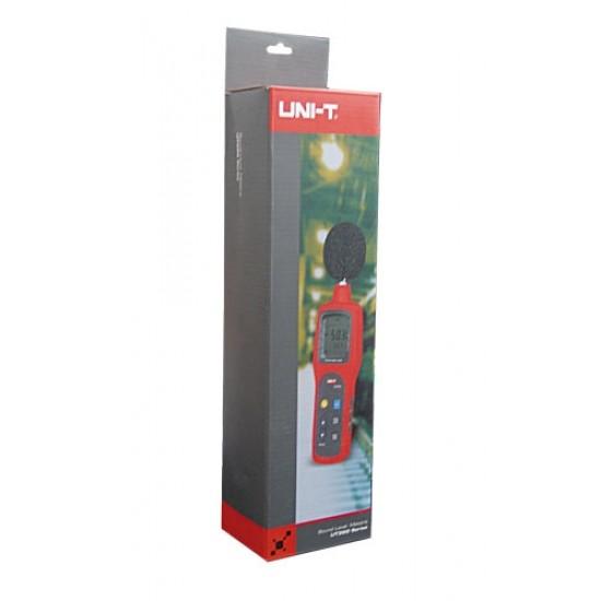 Hlukomer UNI-T UT352 data logging