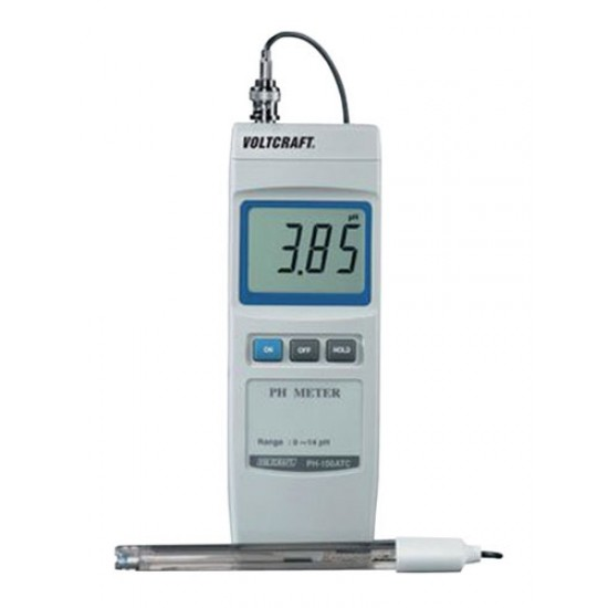 Digitálny PH merač pH-100 ATC