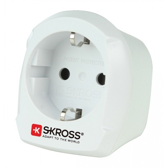 Adaptér cestovný z SK do Anglicka (Veľká Británia) SKROSS SKR1500230
