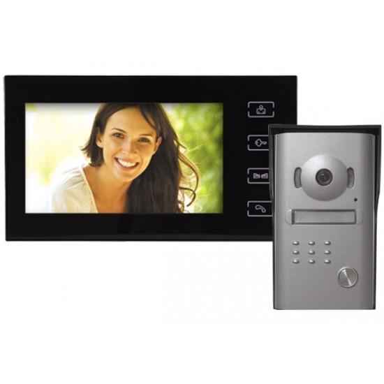 Sada farebného videotelefónu a kamery RL-10M