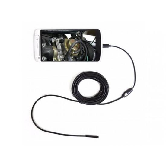 Kamera endoskopická pre mobilný telefon