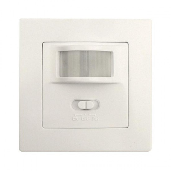 PIR senzor (pohybové čidlo) nástenné WPIR01