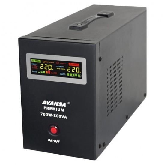 Záložný zdroj pre obehové čerpadlá AVANSA UPS 700W 12V