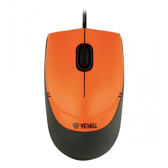 Myš YMS 1005OE USB Rio Orange YENKEE