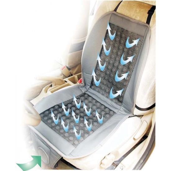 Poťah autosedačky s ventilátorom