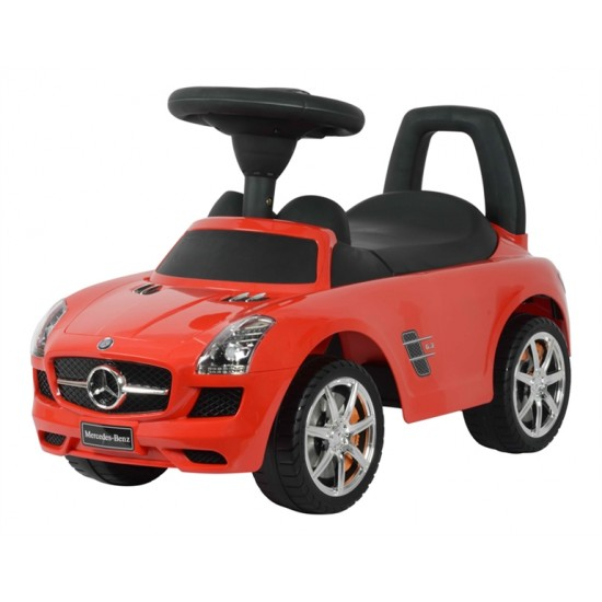 Odrážadlo Mercedes BUDDY TOYS BPC 5111 červené