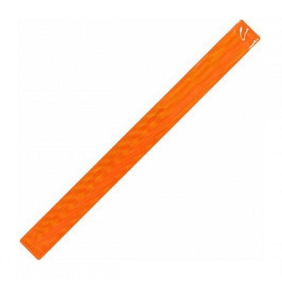 Reflexný pásik ROLLER S.O.R. oranžový