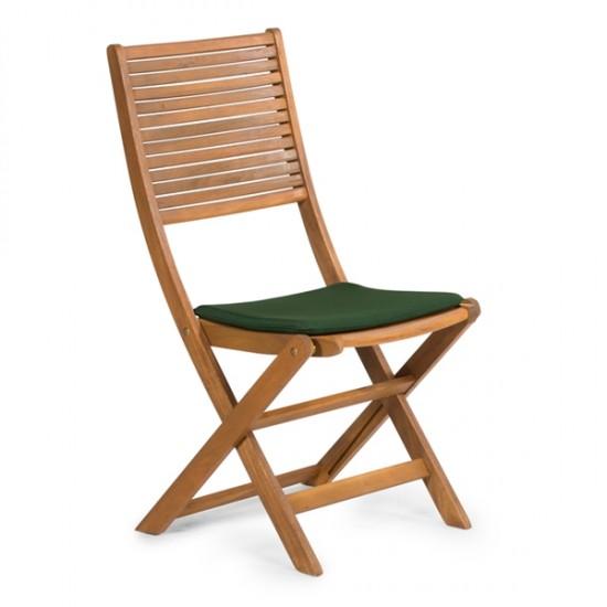 Podsedák stoličky zel. FIELDMANN FDZN 9018